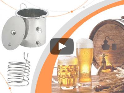 Відео пивоварні Смакуй