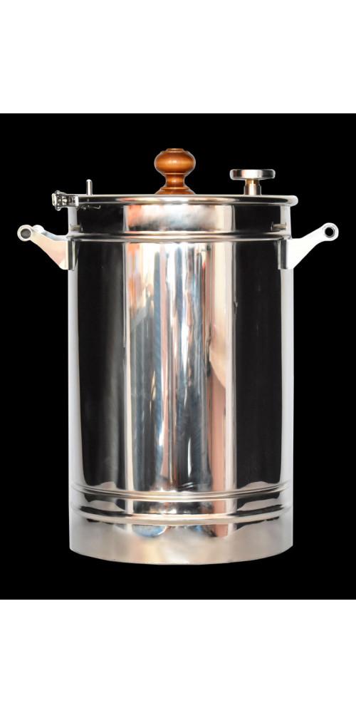 Коптильня горячего копчения Смакуй Рыбная (37л) - купить в интернет-магазине Смакуй